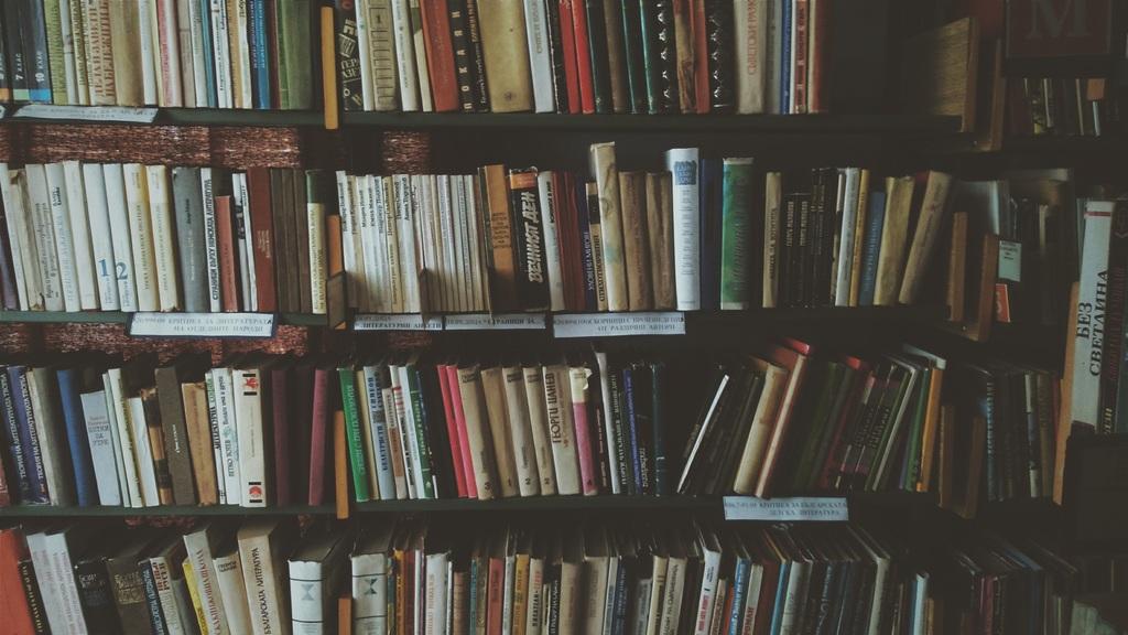 Kurslitteratur som litterärt verk